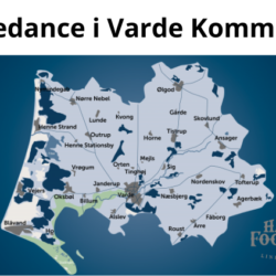 Linedance i Varde Kommune happy footstep