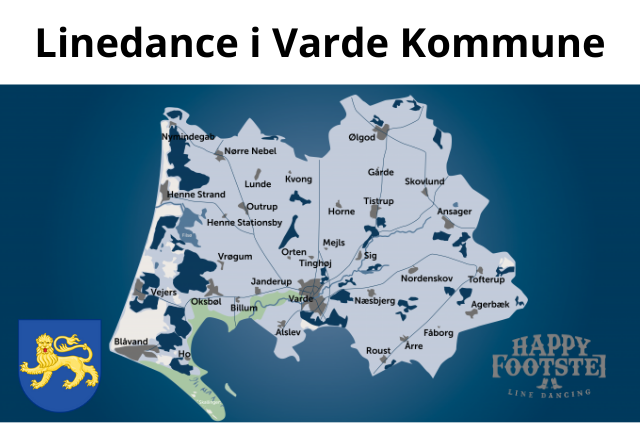 Linedans i Varde Kommune